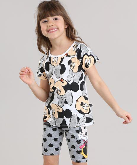 Blusa-Mickey-com-Glitter-em-Algodao---Sustentavel-Branca-8764308-Branco_1