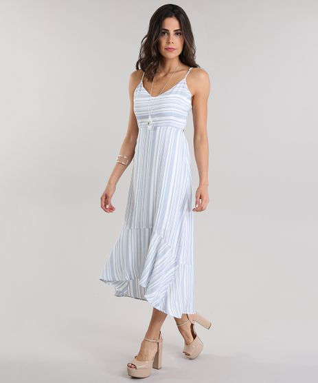 Vestido-Midi-Listrado-Azul-Claro-8803762-Azul_Claro_1