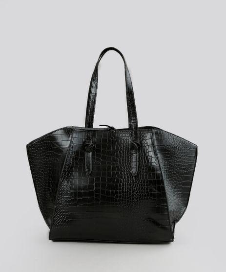 Bolsa-Shopper-Texturizada-Preta-8626451-Preto_1