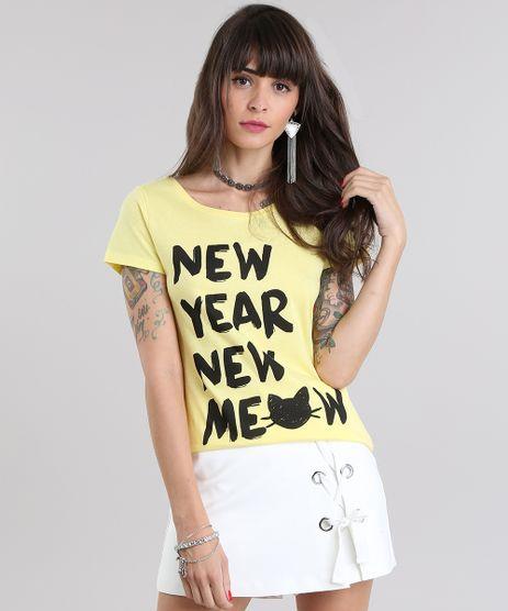 Blusa--New-Year-New-Meow--Amarela-8772754-Amarelo_1