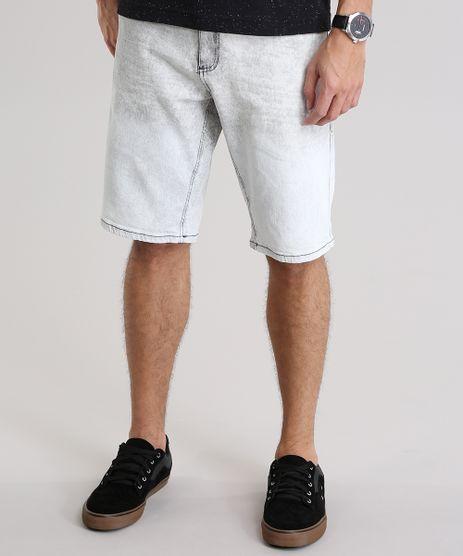 Bermuda-Jeans-Reta-Marmorizada-Cinza-8776686-Cinza_1