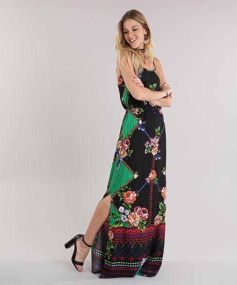 Vestido-Longo-Estampado-Floral-Preto-8723881-Preto_1