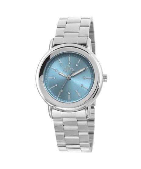 72b8140e22659 Relógio Allora Feminino Prata - AL2035EYJ 3A