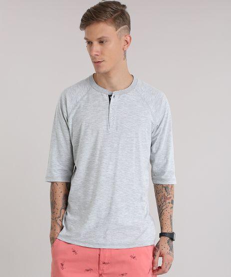 Camiseta-Raglan-Cinza-Mescla-Claro-8450829-Cinza_Mescla_Claro_1