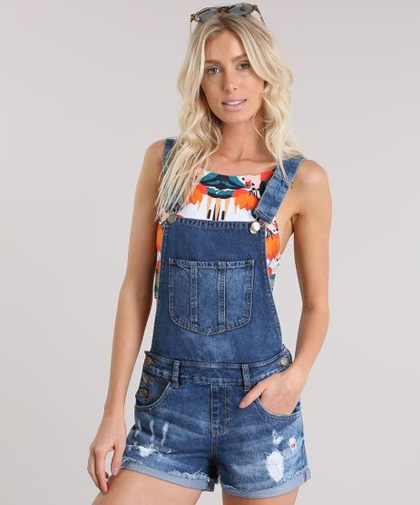 Jardineira-Jeans-Cia--Maritima-Destroyed-Azul-Medio-8858717-Azul_Medio_1