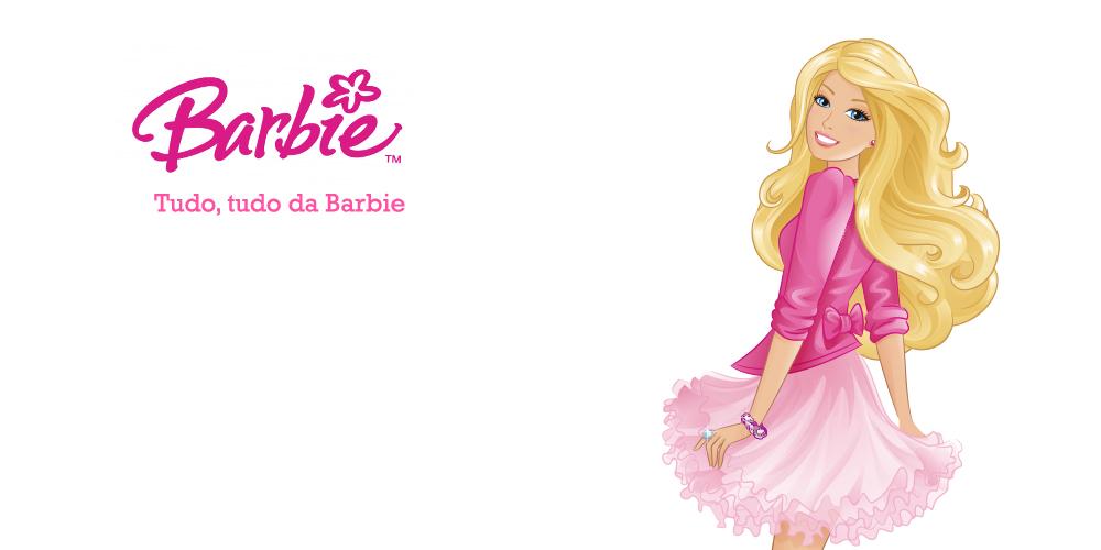 Banner Coleção Barbie