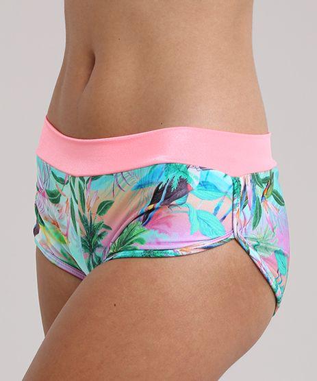Mini-Short-de-Praia-BlueMan-Estampado-Neon--Rosa-8776828-Rosa_1