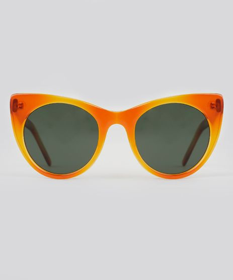 Oculos-de-Sol-Redondo-Feminino-Agua-de-Coco-Tartaruga-8883279-Tartaruga_1