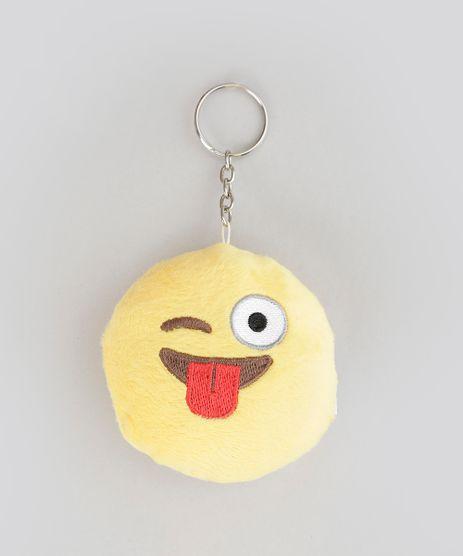 Chaveiro-Emoticon-Amarelo-8406278-Amarelo_1