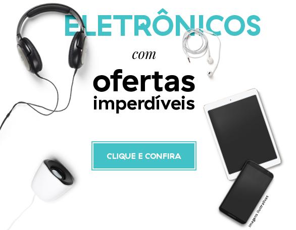 Banner Carrossel - Eletrônicos em ofertas imperdíveis