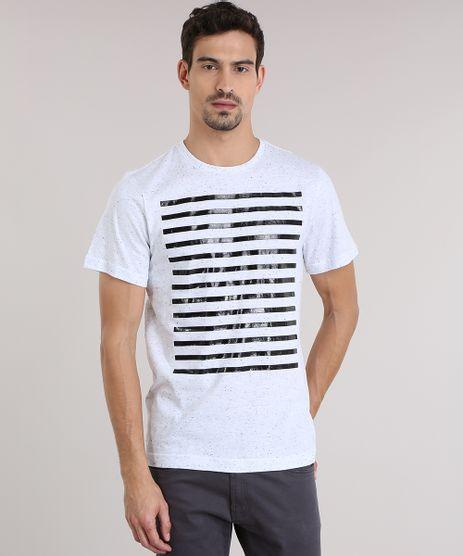 Camiseta-Botone-com-Listras-Cinza-Mescla-Claro-8829778-Cinza_Mescla_Claro_1