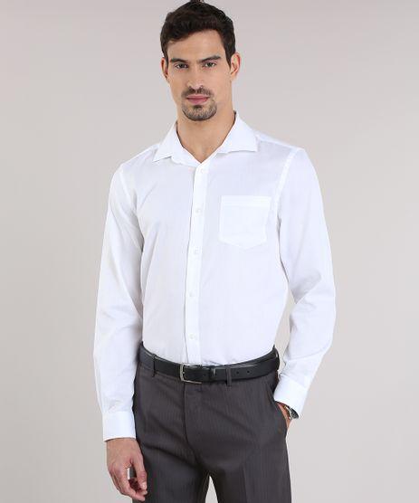 Camisa-Comfort-Texturizada-Branca-8637756-Branco_1