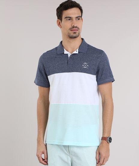 Polo-em-Piquet-com-Recortes-Azul-Marinho-8783987-Azul_Marinho_1