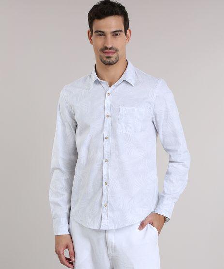 Camisa-Slim-Estampada-de-Folhagem-Off-White-8851174-Off_White_1