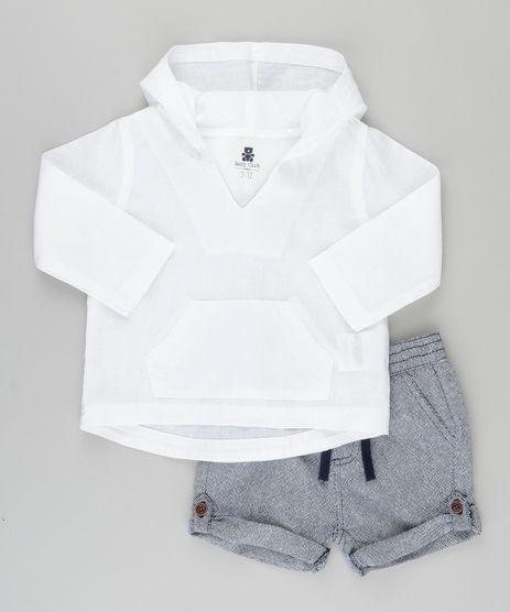 Conjunto-de-Bata-com-Capuz-Off-White---Bermuda-em-Algodao---Sustentavel-Azul-8696815-Azul_1
