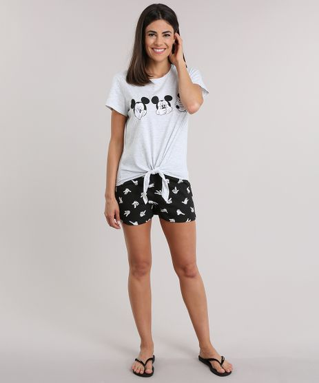 Pijama-Estampado-Mickey-Cinza-Mescla-Claro-8828652-Cinza_Mescla_Claro_1