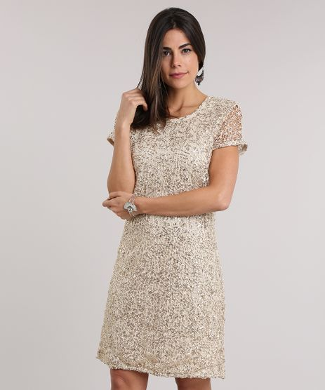 Vestido-em-Renda-Bordada-de-Paetes-Bege-8828818-Bege_1