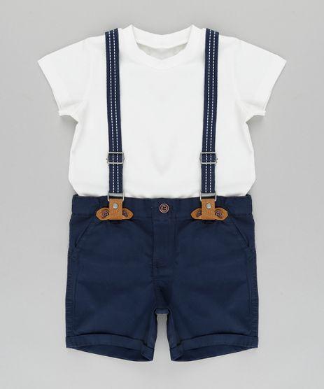 Conjunto-de-Camiseta-Off-White---Bermuda-com-Suspensorio-Azul-Marinho-8684611-Azul_Marinho_1