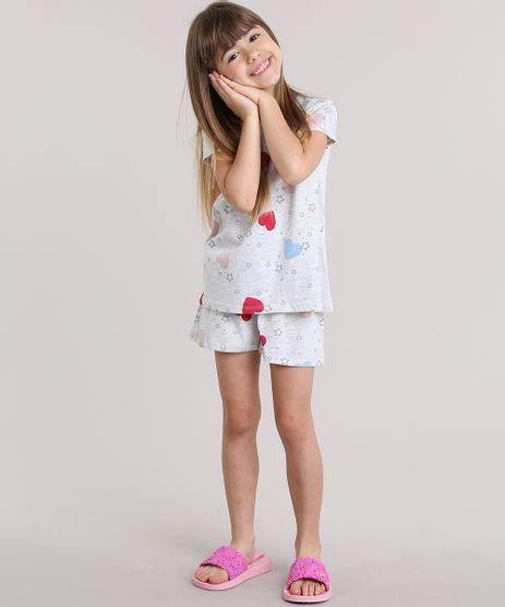 Pijama-Estampado-de-Estrelas-e-Coracoes-Cinza-Mescla-Claro-8891418-Cinza_Mescla_Claro_1