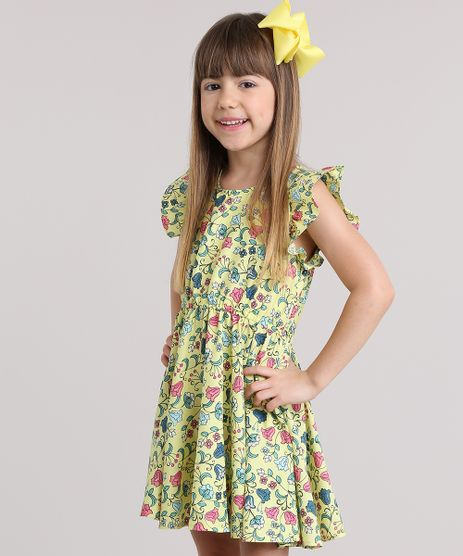 Vestido-Estampado-Floral-Amarelo-8721257-Amarelo_1