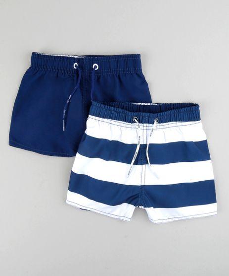 Kit-de-2-Bermudas-Azul-Marinho-8707248-Azul_Marinho_1