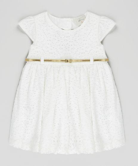 Vestido-em-Renda-com-Cinto-Off-White-8864954-Off_White_1