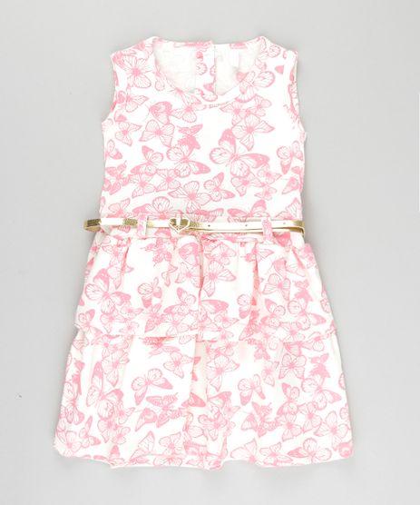 Vestido-Estampado-de-Borboletas-com-Cinto-Metalizado-Off-White-8828699-Off_White_1