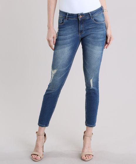 Calca-Jeans-Cigarrete-Azul-Medio-8748963-Azul_Medio_1