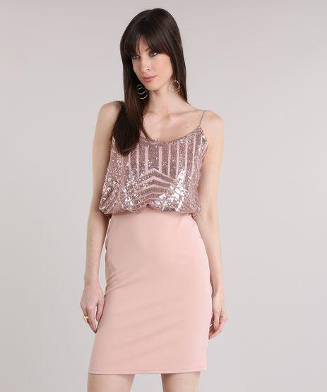 Vestido-com-Paete-Rose-8829171-Rose_1