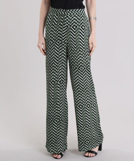 Calca-Pantalona-Estampada-Verde-Escuro-8754193-Verde_Escuro_1