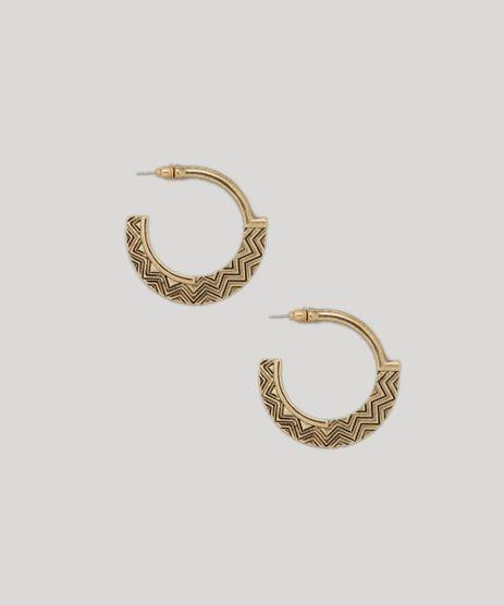 Brinco-de-Argola-Texturizado-Dourado-8716891-Dourado_1