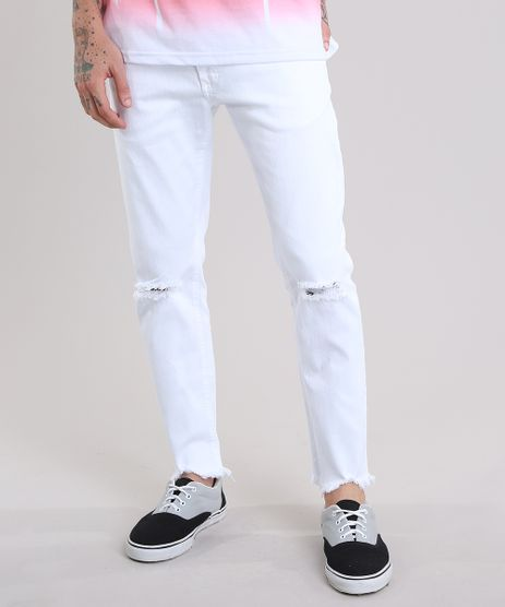 Calca-Slim-Cropped-Destroyed-Branca-8853705-Branco_1
