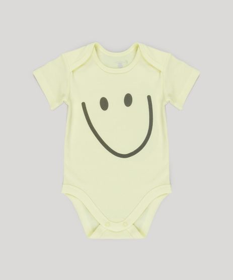 Body--Smile--em-Algodao---Sustentavel-Amarelo-8651337-Amarelo_1