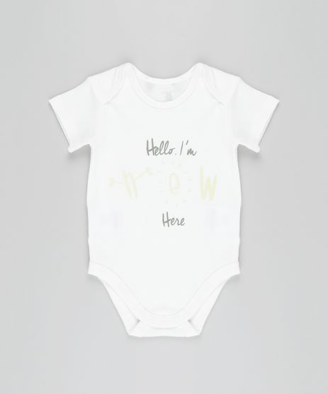 Body--Hello-I-m-New-Here--em-Algodao---Sustentavel-Off-White-8651337-Off_White_1