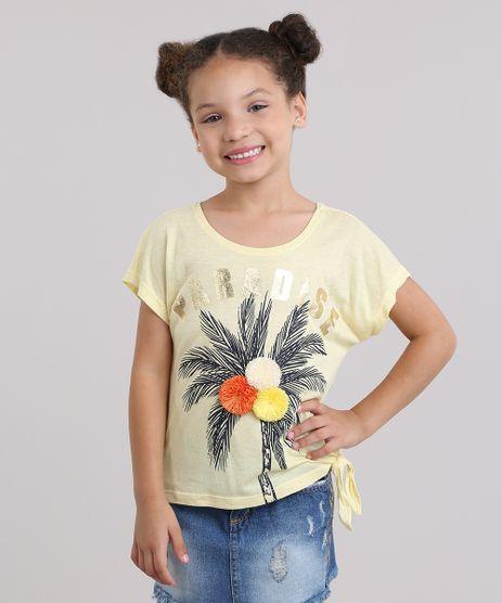 Blusa--Paradise--com-Pompons--Amarelo-8810203-Amarelo_1