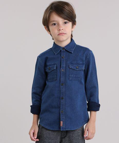 Camisa-Texturizada-Azul-Escuro-8583810-Azul_Escuro_1