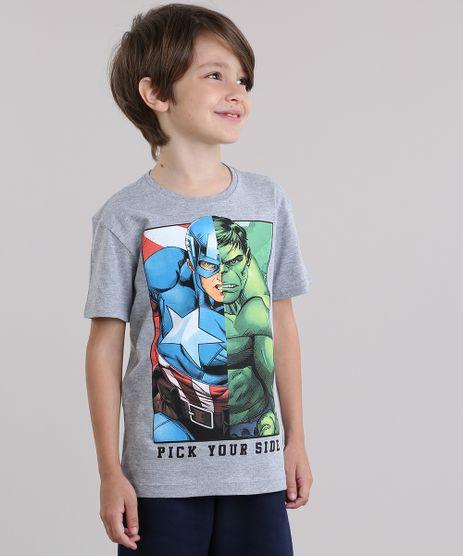 Camiseta-Capitao-America-e-Hulk-Cinza-Mescla-Claro-8692398-Cinza_Mescla_Claro_1