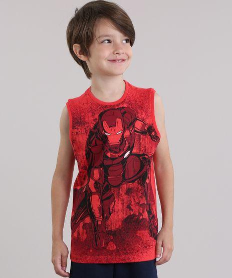 Regata-Homem-de-Ferro-Vermelha-8771713-Vermelho_1