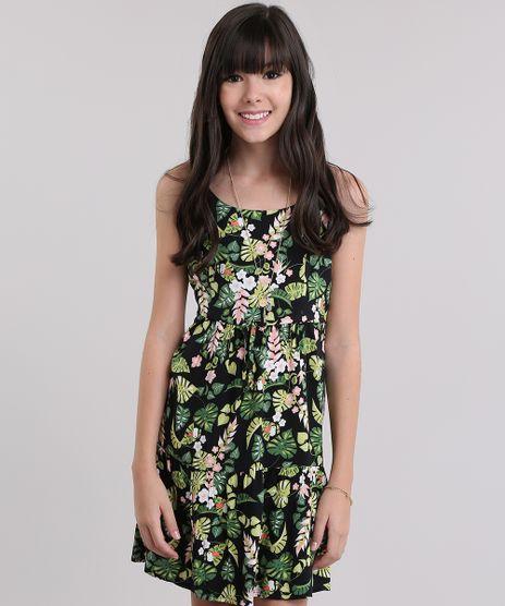Vestido-Estampado-Floral-Preto-8694391-Preto_1