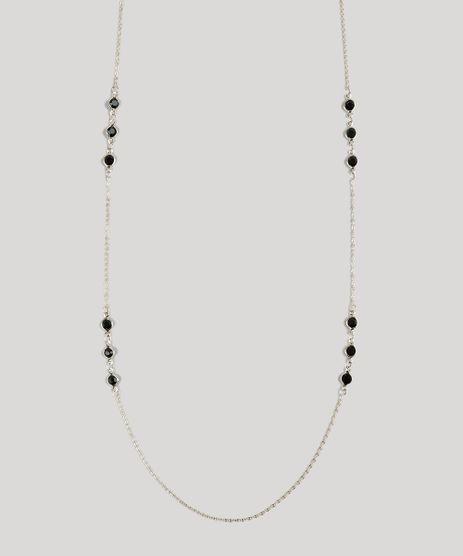 Colar-Longo-com-Pingentes-de-Brilho-Dourado-8790261-Dourado_1