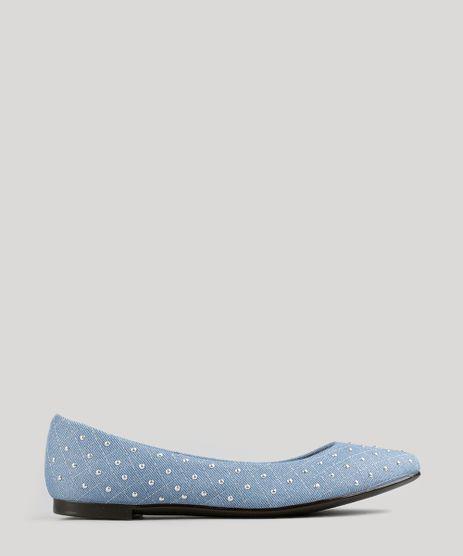 Sapatilha-Moleca-Jeans-com-Tachas-Azul-Medio-8941610-Azul_Medio_1