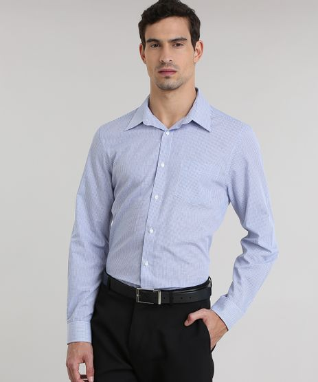 Camisa-Comfort-Xadrez-Azul-8750851-Azul_1