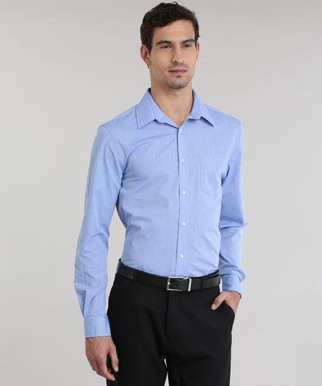 Camisa-Comfort-Listrada-Azul-8750867-Azul_1