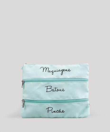 Necessaire--Maquiagem-Batom-Pinceis--Verde-Claro-8926710-Verde_Claro_1