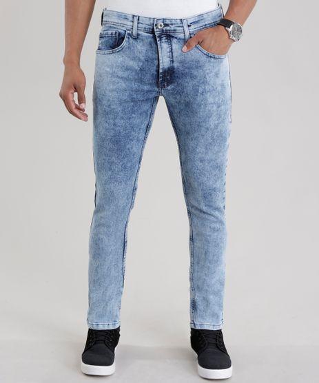 Calca-Jeans-Skinny-com-Algodao---Sustentavel-Azul-Claro-8701513-Azul_Claro_1