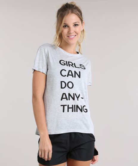 Blusa-Ace--Girl-Can-Do-Anything--Cinza-Mescla-8897328-Cinza_Mescla_1
