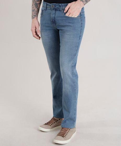 Calca-Jeans-Reta-com-Algodao---Sustentavel-Azul-Claro-8699129-Azul_Claro_1