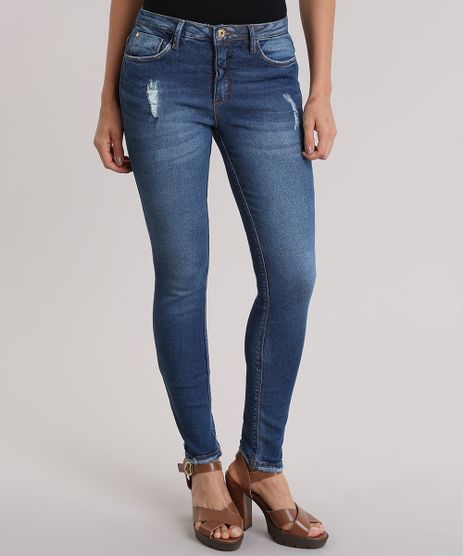 Calca-Jeans-Cigarrete-Azul-Escuro-8718260-Azul_Escuro_1