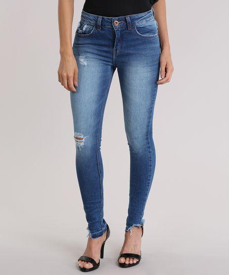 Calca-Jeans-Skinny-Destroyed-Azul-Medio-8837606-Azul_Medio_1