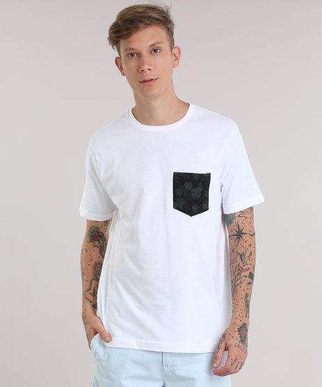 Camiseta-com-Bolso-Estampado-de-Folhagem-Off-White-8931833-Off_White_1
